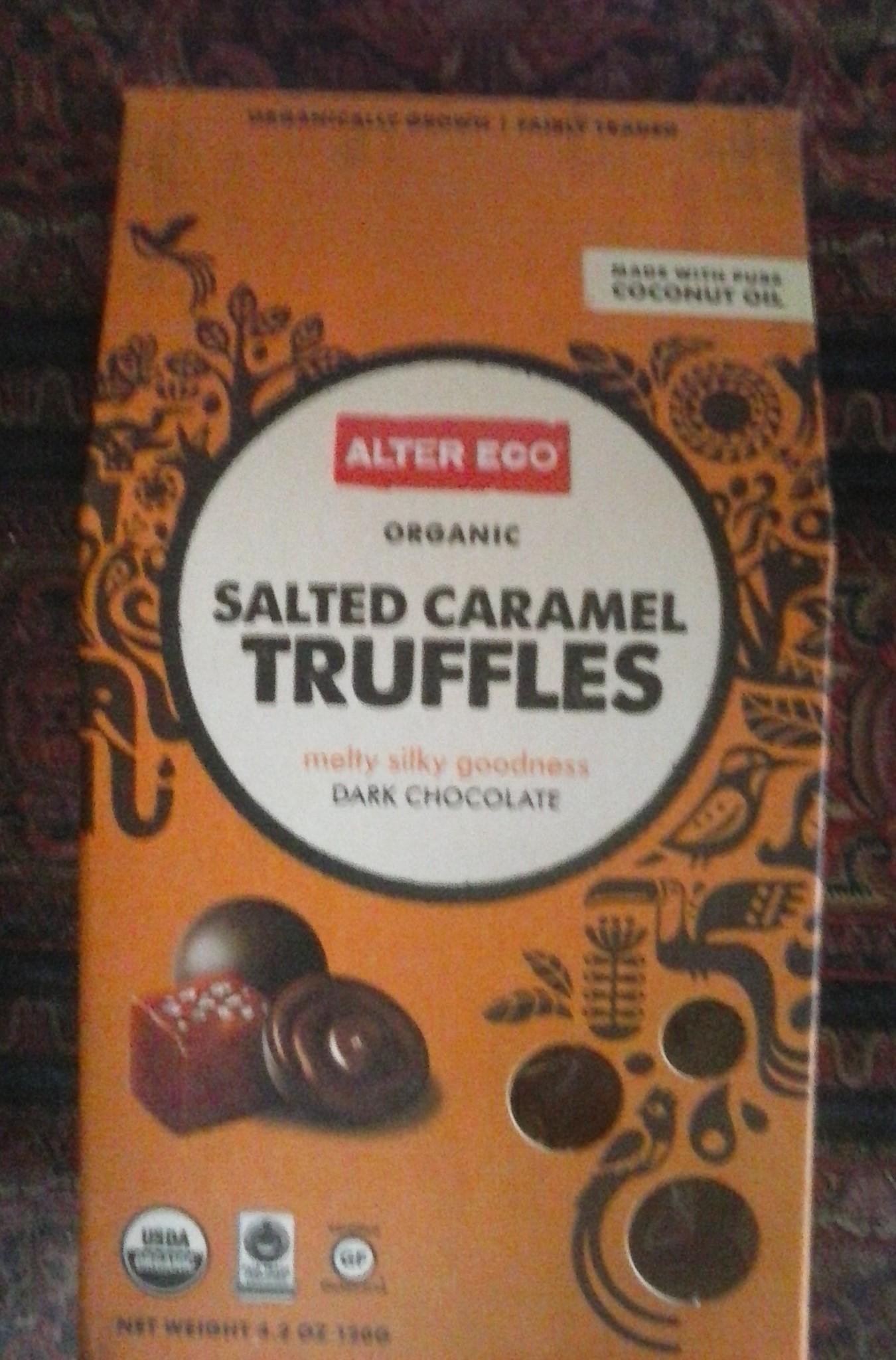 Alter your ego eating Alter Eco organic chocolates! | Freelancer ...