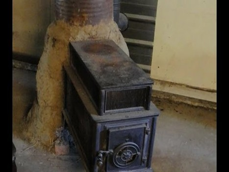 The rocket mass heater is possibly the most efficient for Wood burning rocket stove